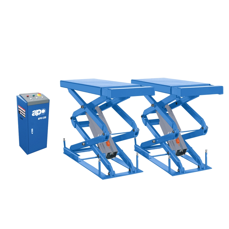 APO-E30 / APO-E35 Small Full Rise Scissor Lift