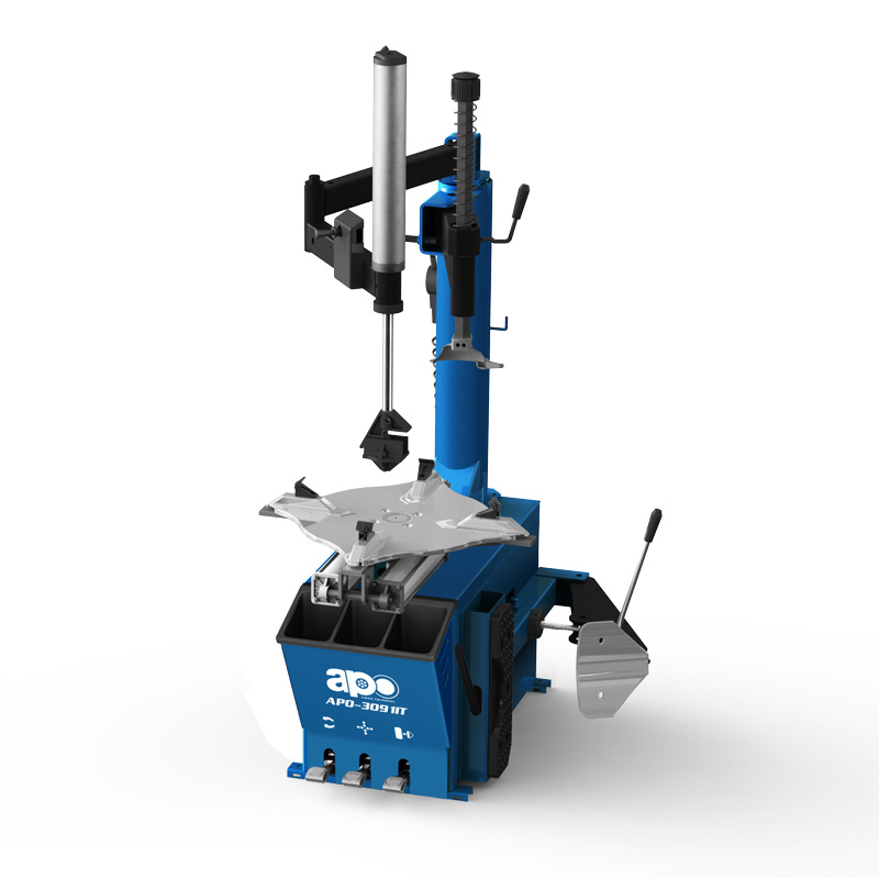 APO-3091IT Semi-Automatic Swing Arm Tire Changer