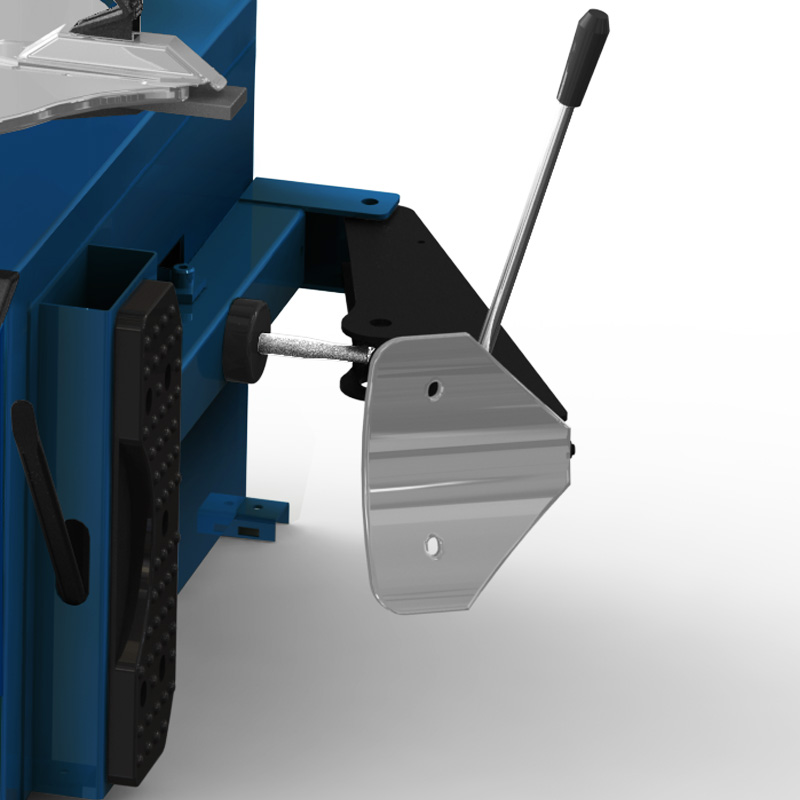 Swing Arm Lift For Pickup : Apo it semi automatic swing arm tire changer