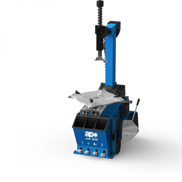 APO-321IT Full-Automatic Pneumatic Swing Arm Tire Changer