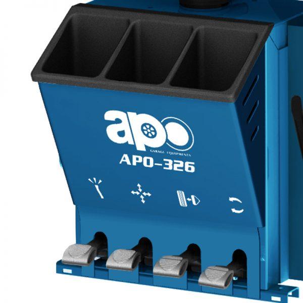 APO-326 Arm Wheel Clamp Tire Changer