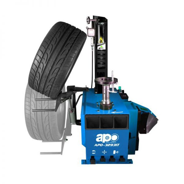 APO-3293IT Semi-Automatic Swing Arm Tire Changer