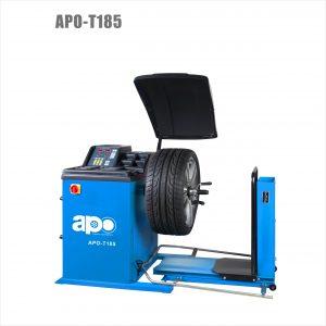 APO-T185 Self-Calibrating Wheel Balancer