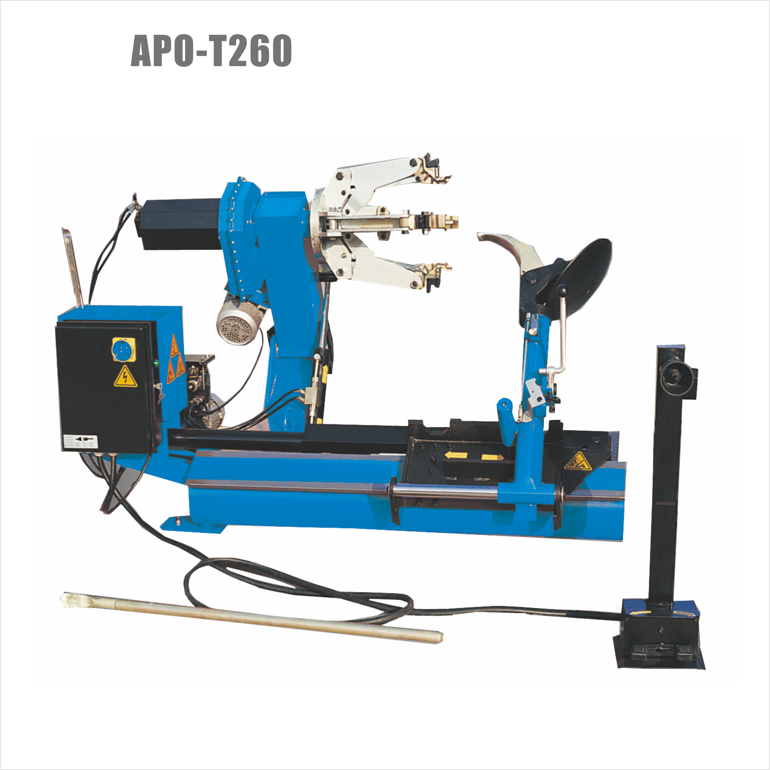 APO-T260 Truck Tire Changer