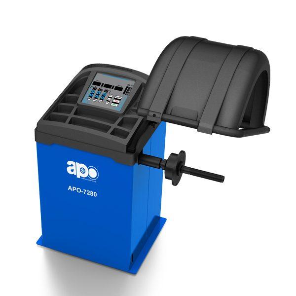 APO-7280 Self-Calibrating Wheel Balancer